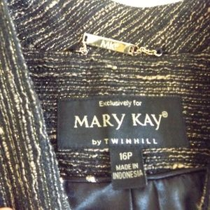Twinhill Jackets & Coats - MARY KAY By Twinhill Sculpted Peplum Jacket Sz 16P